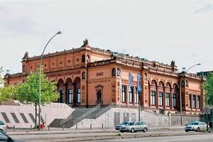 Wieder Protagonist: Altbau der Hamburger Kunsthalle