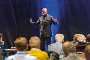 Beeindruckte nachhaltig: der Unternehmer Jochen Schweizer