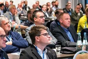 130 interessierte Teilnehmer stehen für den Erfolg des Kongresses in Frankfurt a.M.