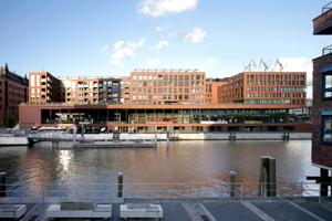 Internationales Unternehmen baut mit Schweizer Architekten in Hamburg. Das geht, auch mit HOAI