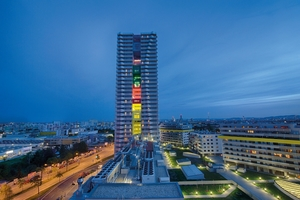 Citygate Tower, querkraft architekten<br />