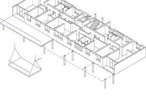 Isometrie 2: Aufbau der Module zur Erweiterung
