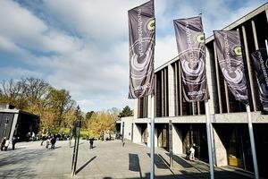 Veranstaltungsort für das 21. Brillux Architektenforum war die Weimarhalle in Weimar