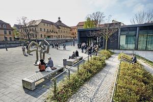 In fünf geführten Touren entdeckten die Teilnehmer die architektonischen Highlights der Stadt