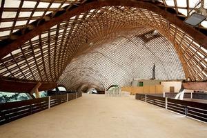 Multihalle: Sanierungsfall und Kulturdenkmal in Mannheim