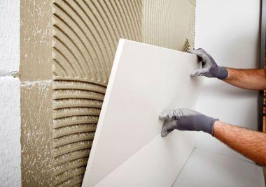 Deutsche BauZeitschrift - Fliesen auf putz kleben