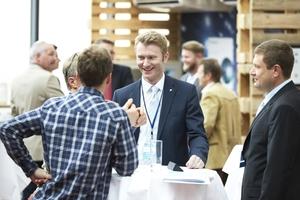 Fachlicher Austausch, entspanntes Networking auf der LAC 2017 in Berlin<br />
