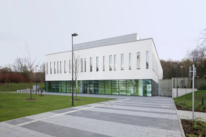 Geschlossene Hülle: der Ersatzneubau Experimentalphysik, Bielefeld