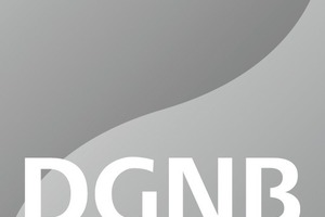 Das DGNB Gütesiegel in Silber