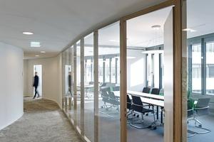 Sie wird als Living Showroom für nachhaltiges Bauen genutzt, um die Vorteile einer nachhaltigen Bauweise unmittelbar erlebbar zu machen