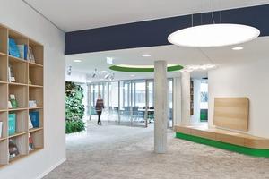 Die DGNB Geschäftsstelle in Stuttgart wurde nach den Kriterien der DGNB Zertifizierung ausgebaut