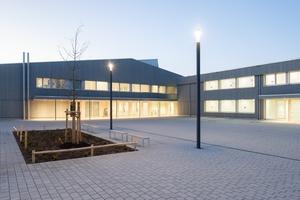 Der Deutsche Architekturpreis 2017 geht an das Schmuttertal-Gymnasium, Diedorf. Und ebenso hierhin geht der Deutsche Holzbaupreis 2017