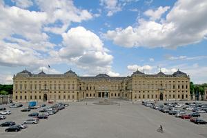 Integrale Baumeisterkunst: die Residenz in Würzburg von Balthasar Neumann, Ort der Preisverleihung mit Kongress