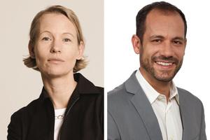 Anna Jessen und Thomas Utz leiten ab Herbst 2017 den neuen Studiengang für Architektur in St. Gallen