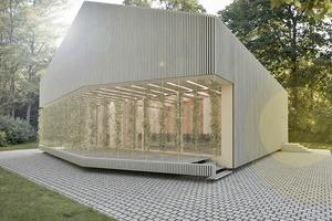 """Visualisierung der Arbeit """"Green Campus"""""""