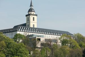 Ab 2014 wurde die Abtei zum Tagungsort umgebaut