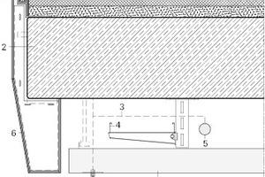 Detail Deckenrandkoffer o.M.