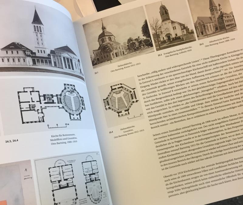 Buchrezension Otto Bartning Architekt Einer Sozialen Moderne