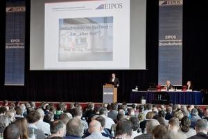 20.-21.11.2017: EIPOS-Sachverständigentage Brandschutz