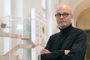 """Tom Kaden, neuer Professor für """"Architektur und Holzbau"""" an der TU Graz"""