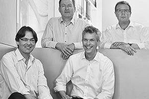 <p>Mayer-Vorfelder und Dinkelacker<br /></p><p>Die Ingenieurgesellschaft wurde 1980 von Dr. Hans Jörg Mayer-Vorfelder und Helmut Dinkelacker gegründet. Sie wird heute von den Gesellschaftern Rüdiger Pflughaupt, Klaus Schäfer, Jochen Salmen und Dr.-Ing. Jan Schütt geleitet. </p>