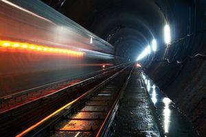Mithilfe von Allplan Engineering Civil realisiert: Gotthard Basis Tunnel/CH / Ingenieure: Gähler und Partner AG, Ennetbaden/CH<br />