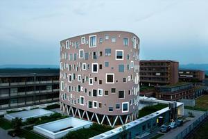 Mithilfe von Allplan Architecture realisiert: Klinikum Tübingen - wörner traxler richter – WTR Architekten Frankfurt, Dresden, München, Hamburg<br />