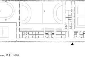 Erdgeschoss, M:1000