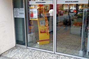 Bild1: Überblick über den Eingangsbereich