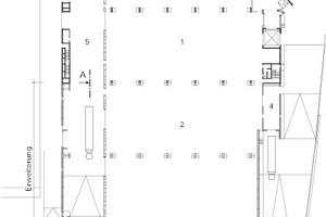 Grundriss Erdgeschoss, M 1:1250