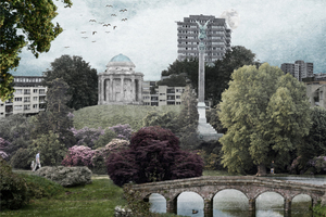 Stourhead Garden, Henry Hoare, 1750