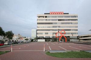 """Baumarktkette """"Bauhaus"""". Verwaltungszentrale Deutschland, Mannheim"""