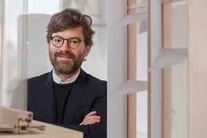 Dr. Philipp Molter und sein Team haben ein Belüftungssystem für doppeltverglaste Fassaden entwickelt, das sich an der Klimasteuerung der menschlichen Haut orientiert