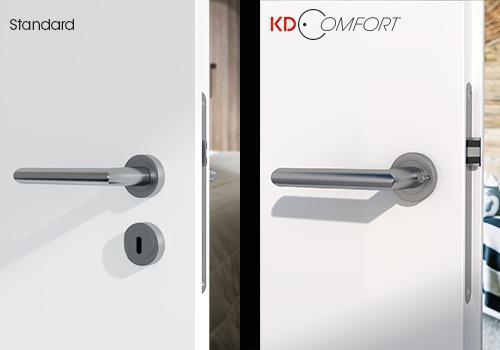 Top Schließen ohne Schlüssel mit dem KD Comfort-Schloss - Deutsche OT37