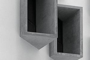 Bild 6 (rechts): Sichtbeton als gestaltendes Detail an einem Wohnhaus in Berlin