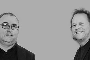 <p><strong>Riegler Riewe Architekten<br />v.l.: Florian Riegler, Roger Riewe</strong><br /><br />Das Büro wurde 1987 in Graz gegründet. 2010 wurde als Dependance die Riegler Riewe Architekci Sp. z.o.o. in Katowice eröffnet, 2012 die Riegler Riewe Architekten GmbH in Berlin. Riegler Riewe Architekten bearbeiten Projekte in Österreich, Polen und der Bundesrepublik Deutschland. Durch die effektive Paarung von hochwertigen Architekturlösungen mit professioneller Managementlogistik hat sich das Unternehmen Riegler Riewe Architekten ein nationales und auch internationales Renommee erarbeiten können.</p>