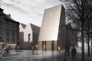 Die Erweiterung des Gutenbergmuseums stößt bei den Mainzern auf wenig Gegenliebe