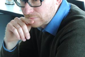 Mit Prof. König, Ruhr-Universität Bochum, im Gespräch