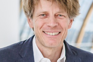 Prof. Dipl-Ing. Jan Knippers ist Gründungspartner von Knippers Helbig Advanced Engineering