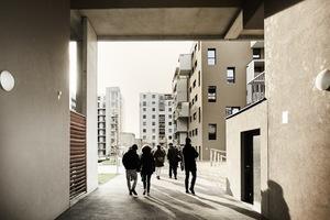 Exkursion mit Brillux zum aktuellen Wohnungsbau in Wien