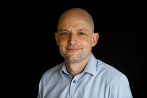 Martin Pors Jepsen, Vizepräsident des Velux Innovations-Zentrums, Dänemark