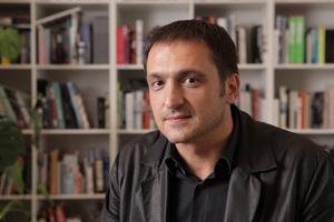 Sasa Begovic, Gründungspartner und Leitender Architekt von 3LHD architects, Kroatien