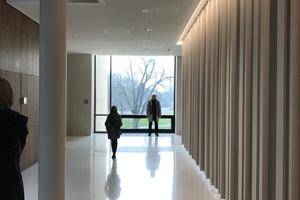 Lobby im Erdgeschoss