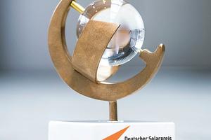 Deutscher Solarpreis 2018 von EUROSOLAR e.V. - Europäische Vereinigung für Erneuerbare Energien