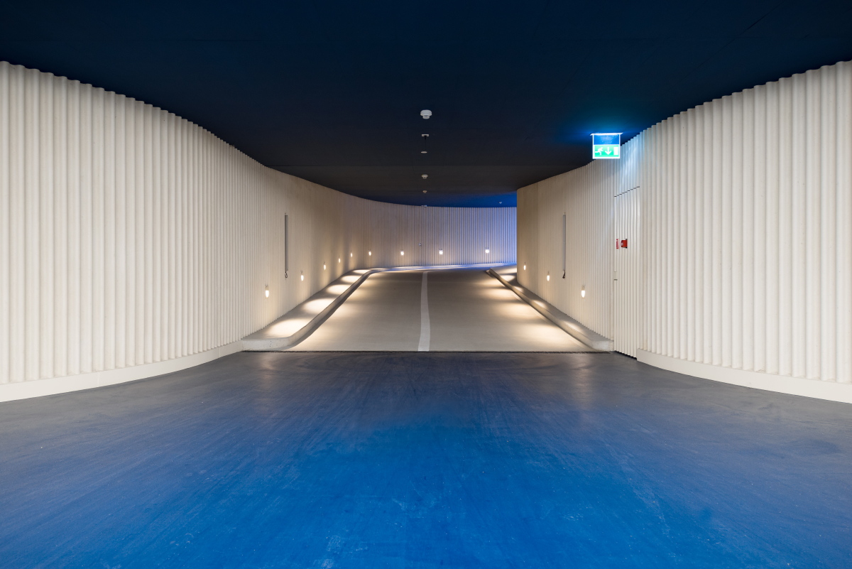 Perfekt Novartis Campus, Marco Serra, Licht Kunst Licht Foto: Johannes Roloff