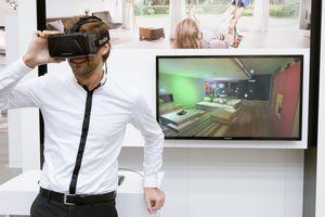 Virtuelle Realität macht in 3D sichtbar was möglich ist<br />