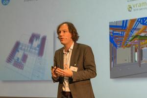 Rüdiger Wobst zum Thema Digitales Planen und Bauen<br />