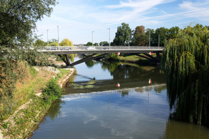 Bleichinselbrücke Heilbronn