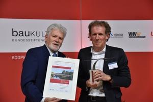 Preisträger: Dr. Brauer und Andreas Keil, Ingenieurbüro sbp schlaich bergermann partner, Stuttgart