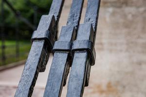 Schaukelbrücke im Park an der Ilm, Weimar